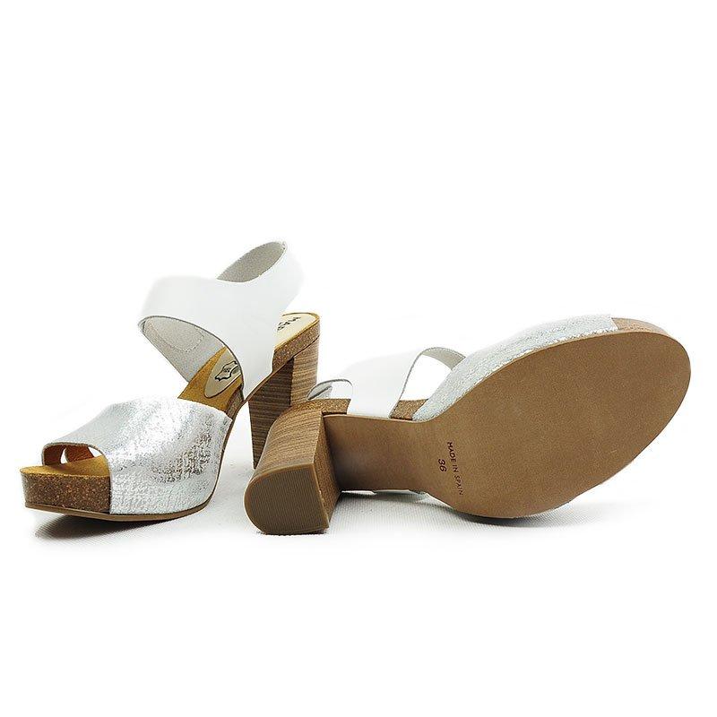 7124 Hiszpańskie sandały damskie MARIETTA'S