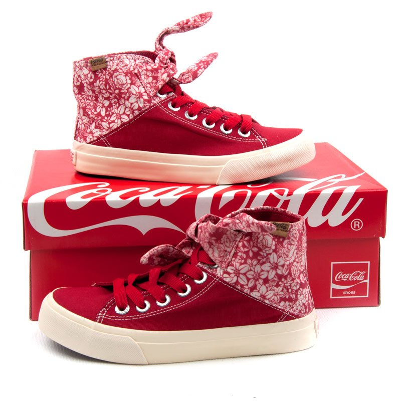 a5884355 CCA1189 Alanis Vermelho Coca-Cola id 14040 | Sklep online butylukow.pl